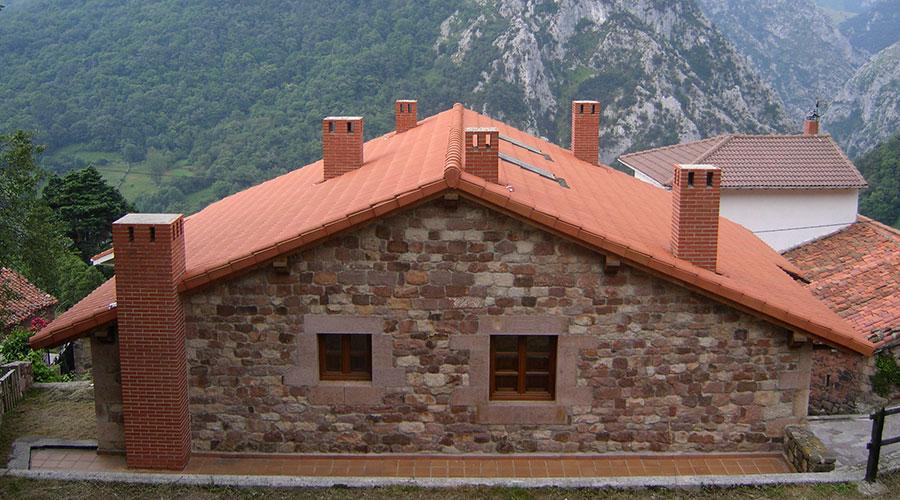 Exterior de la Casa Rural Pocotrigo, casa rural en Cantabria
