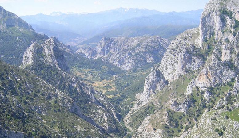 Paisajes del entorno de Linares, Peñarrubia