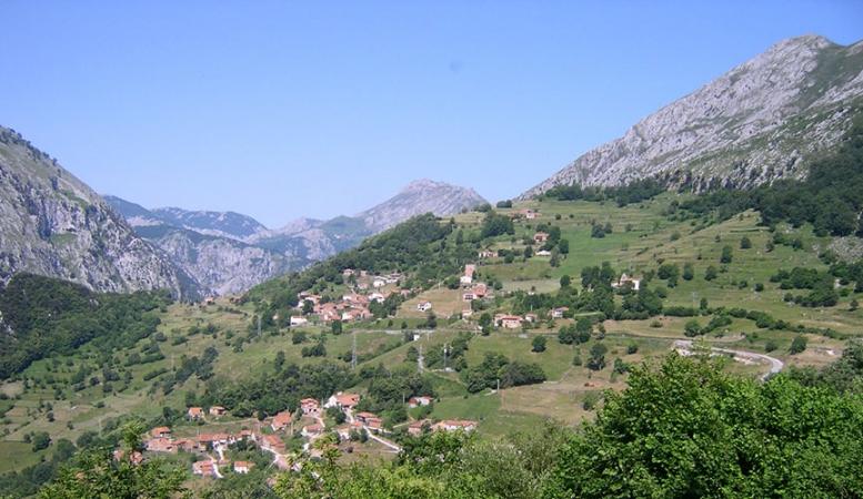 Mirador del entorno de Linares, Peñarrubia