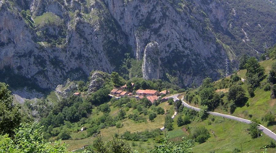 Paisajes del entorno de Pocotrigo, Linares de Peñarrubia, Cantabria
