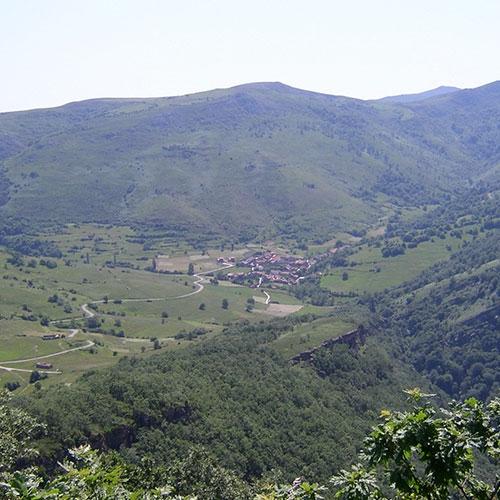 Entorno de Linares, Peñarrubia
